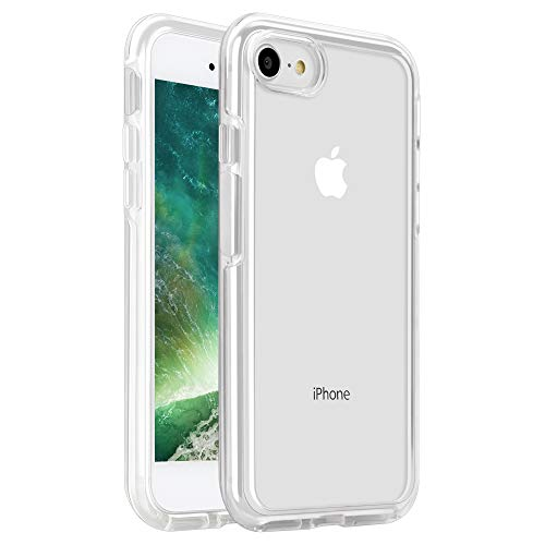 Krichit iPhone se 2020 Phone Protective Case, Ongoing Clear Series Case for iPhone SE 2020/8/7 Case, Anti-Drop Shock Absorption for Apple iPhone SE 2020/8/7 Case (iPhone 7/8/SE 2020, Clear)