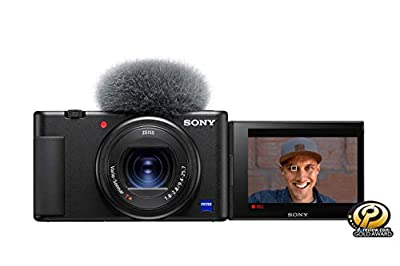 Sony ZV-1 Camera for Vloggers and Content Creators by Sony