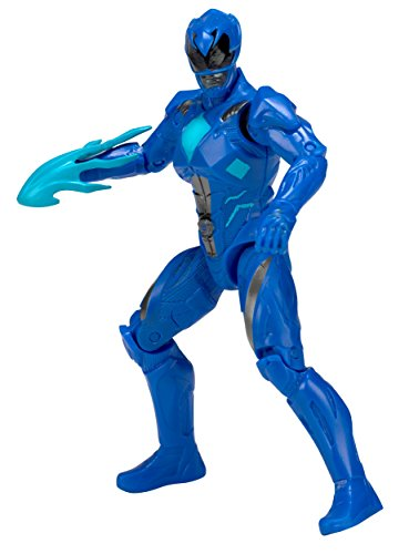 Power Rangers Mighty Morphin Movie 5-inch Blue Ranger Action Figure