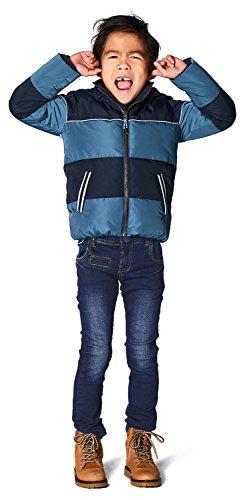 Noppies Jungen B Jacket Henrietta Jacke, Blau (Dark Blue C165), One Size (Herstellergröße: 86)