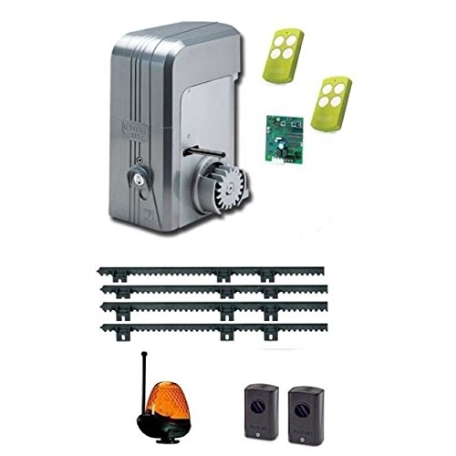 Kit automatismo puertas correderas Fadini Nyota 115: Amazon.es: Bricolaje y herramientas
