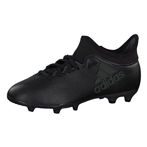Adidas X 17.3 FG, Zapatillas de Fútbol para Hombre, Azul Verde, 36 2/3 EU