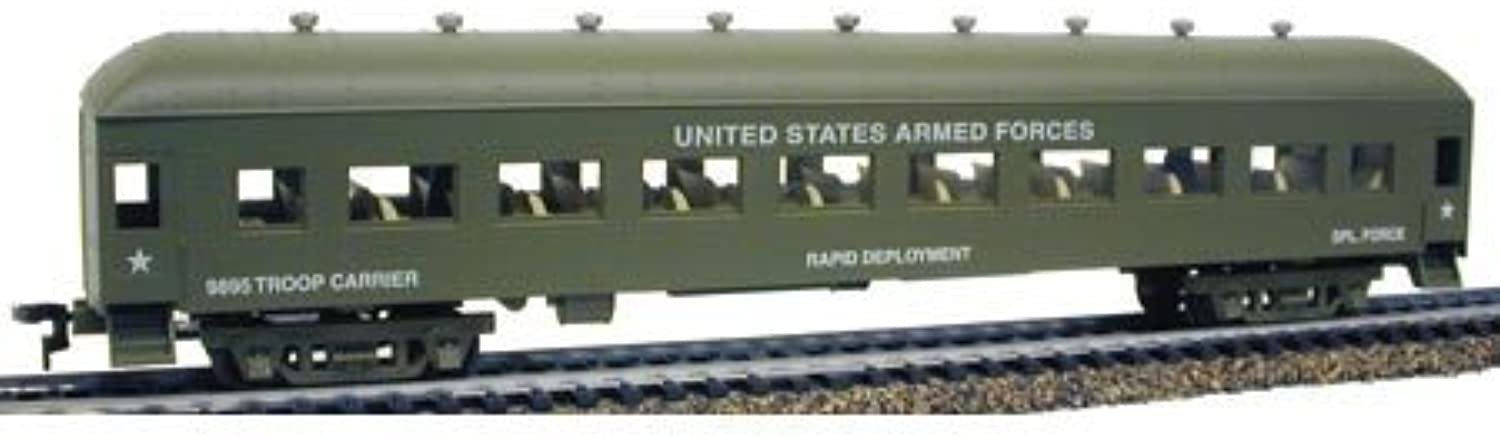 HO Troop Carrier, US Army by Model Power