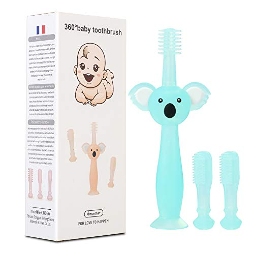 SOYAR Baby Dentición y cepillos de dientes