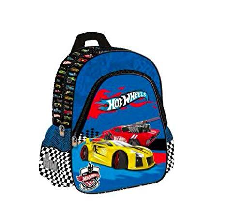 Hot Wheels Cars Autos Rucksack Tasche Kindergarten + Sticker von kids4shop KINDERGARTENRUCKSACK