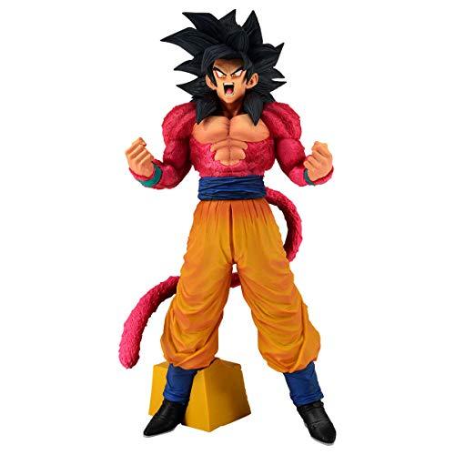 Action Figure Dragon Ball GT - Super Master Star Piece - Goku Saiyajin 4 - The Brush, Bandai Banpresto, Multicor
