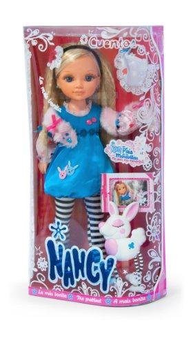 Nancy - Cuentos de hadas - 43 cm - Rubia (Famosa 700007820)