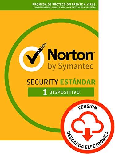 Norton Security | Estándar | 1 Dispositivo | 1 Año | PC/Mac | Código de activación enviado por email
