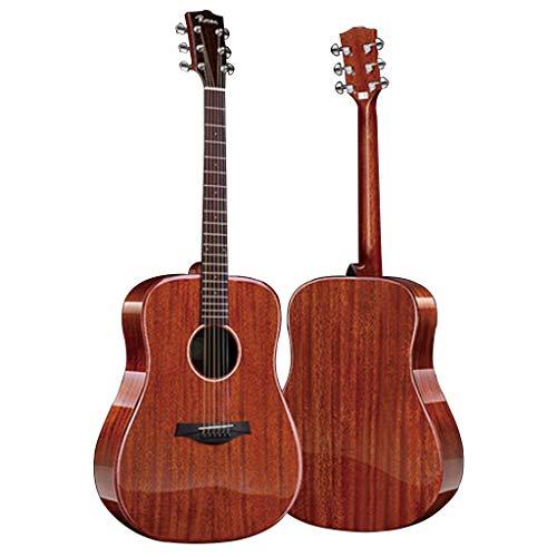 Muziekinstrumenten Single Board gitaar akoestische gitaar beginners student mannen en vrouwen beginners 41 inch Single Board Folk Gitaar E-Box akoestische gitaar gitaar gitaar gitaar