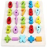 Juguetes Apilables Juegos de bloques de iluminación infantil Estéreo Tablero de combate de mano digital Tablero de rompecabezas Juguetes de aprendizaje temprano Bloques De Construcción De Colores