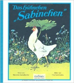 Das Hühnchen Sabinchen ( 15. Juli 2009 )