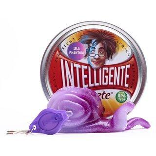 Intelligente Knete Phantome inkl. Schwarzlicht-Lampe (Lila Phantom) BPA- und glutenfrei