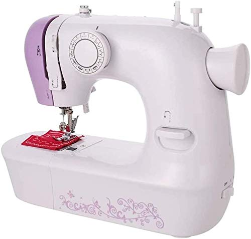 Discover Bargain CAOCYDBB Sewing Machine, Portable Electric Small Portable Sewing Household Electric...