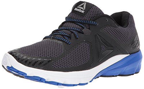 Reebok Men's OSR Harmony Road Sneaker, Black/Coal/Vital Blue/White, 10.5 M US