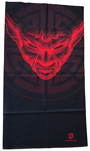 Bandana tete de mort diable masque cagoule skull Call of Duty moto scooter ghost