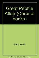 Great Pebble Affair (Coronet books) Paperback