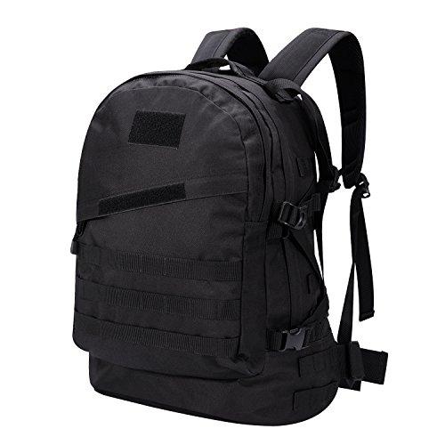 Gonex 45L Tactical Military Backpack, Classical Assault Pack Backpack Rucksack, Molle Bag Waterproof...