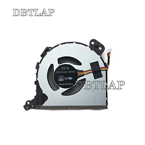 DBTLAP Nuevo CPU Ventilador para Lenovo IdeaPad 320-15isk 320-15IKB 320-17IKB 320-17ISK xiaoxin 5000-15 320-15ABR 320-15AST 320-15IAP CPU Ventilador