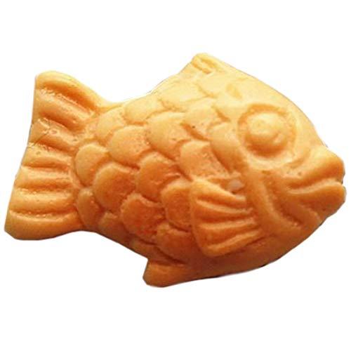(J) タイ焼き アクリル樹脂 アクセサリーパーツ 食玩 DIY リアル 食品サンプル 魚 スイーツ たい焼き 和菓子 材料 ピアス 部品 ハンドメイド 手芸 ハロウィン 日本