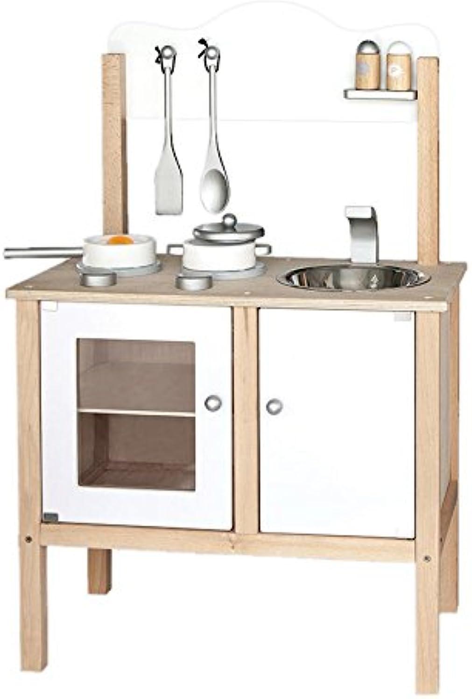 tienda en linea VIGA - Cocina de de de Juguete de Madera y Tallas 54 x 83.5 x 30 cm (1064)  Envio gratis en todas las ordenes