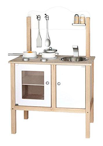 Viga Toys - 50223 - Jeu D'imitation - Cuisine Noble - Blanc