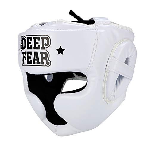 Sparring Helm,Kopfschutz mit hoher...