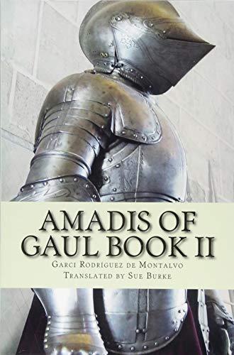 Amadis of Gaul Book II
