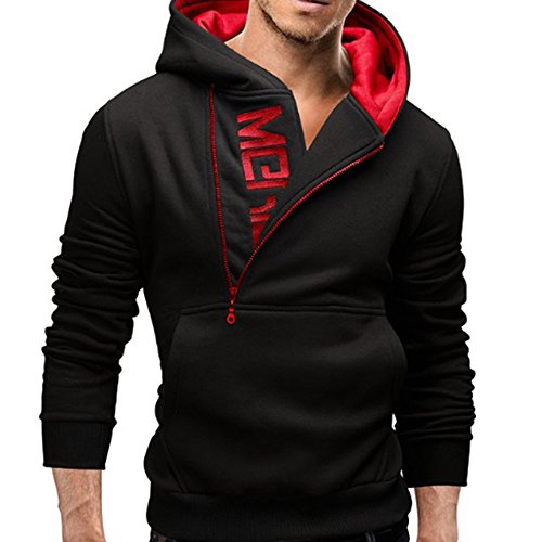 Clearance Sale [M-3XL] ODRDღ Hoodie Männer Sweatshirt Herren Coat Sweater Outwear Sweatjacke Parka Cardigan Lässige Mantel Kapuzenpulli Pulli Pullover Langarmshirts Jacke Hooded Anzug Blazer Top