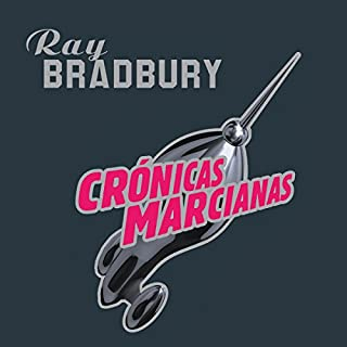Crónicas Marcianas audiobook cover art