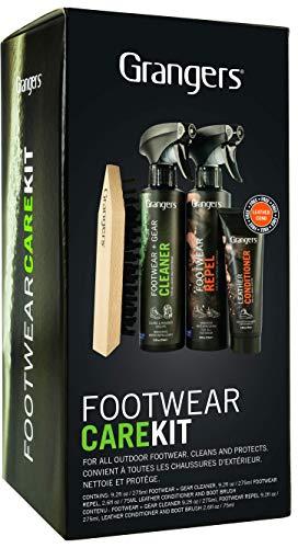 Grangers Unisexe Chaussures kit, Noir, 300 ML