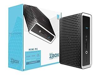 ZOTAC ZBOX CI662 Nano Barebone Intel Core i7-10510U 2XDDR4 SODIMM 2.5P SATA III Bay Dual 2GLAN WiFi BT DP/HDMI EU+UK Plug (B086SJ6931)   Amazon price tracker / tracking, Amazon price history charts, Amazon price watches, Amazon price drop alerts