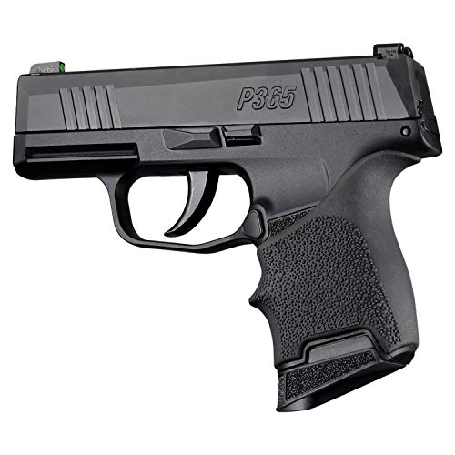 Hogue Hunting Grip, Sleeve, Sig Sauer P365, Black, Multi, One Size (18700)