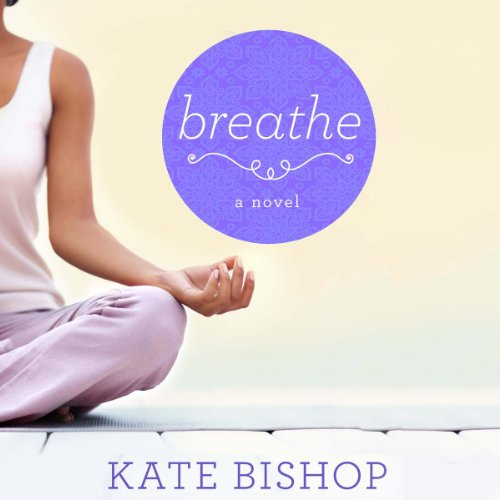 Breathe audiobook cover art
