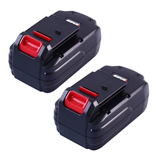 3.6Ah PC18B Replacement Battery Compatible with Porter Cable 18V Battery Ni-MH Battery Replacement PCC489N PCMVC PCXMVC 2Packs