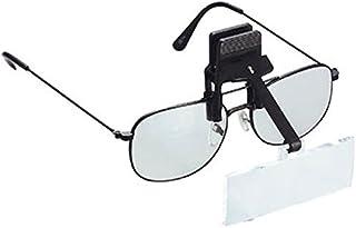 池田レンズ 双眼メガネルーペ HF20ABC