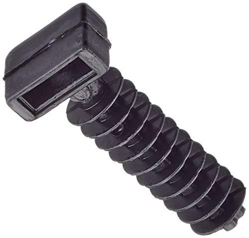Sysfix 3530802 Taco Brida TBR, Color Negro, 8 mm, Set de 100 Piezas