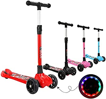 Cucos 3 Wheels Kick Toddler Scooter