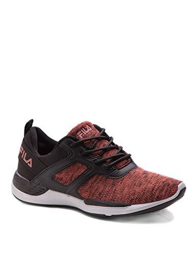 Fila Women\'s Tesla Running Shoes Black in Size 37