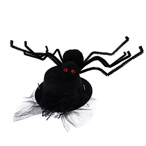 Poitwo Halloween Huisdier Hond Katten Grappige Prank Hoed Hoofddeksels Spider Piraat Hoed Hoofdbanden Fancy Hoofddeksels