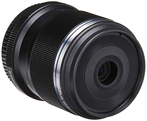 Olympus M.Zuiko Digital ED 30mm F3.5 Macro Lens, for Micro Four Thirds Cameras