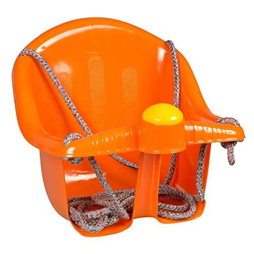 EliteKoopers 1 asiento de seguridad con cuerda de color aleatorio para niños y bebés, jardín al aire libre