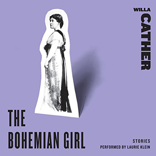 The Bohemian Girl: Stories audiobook cover art