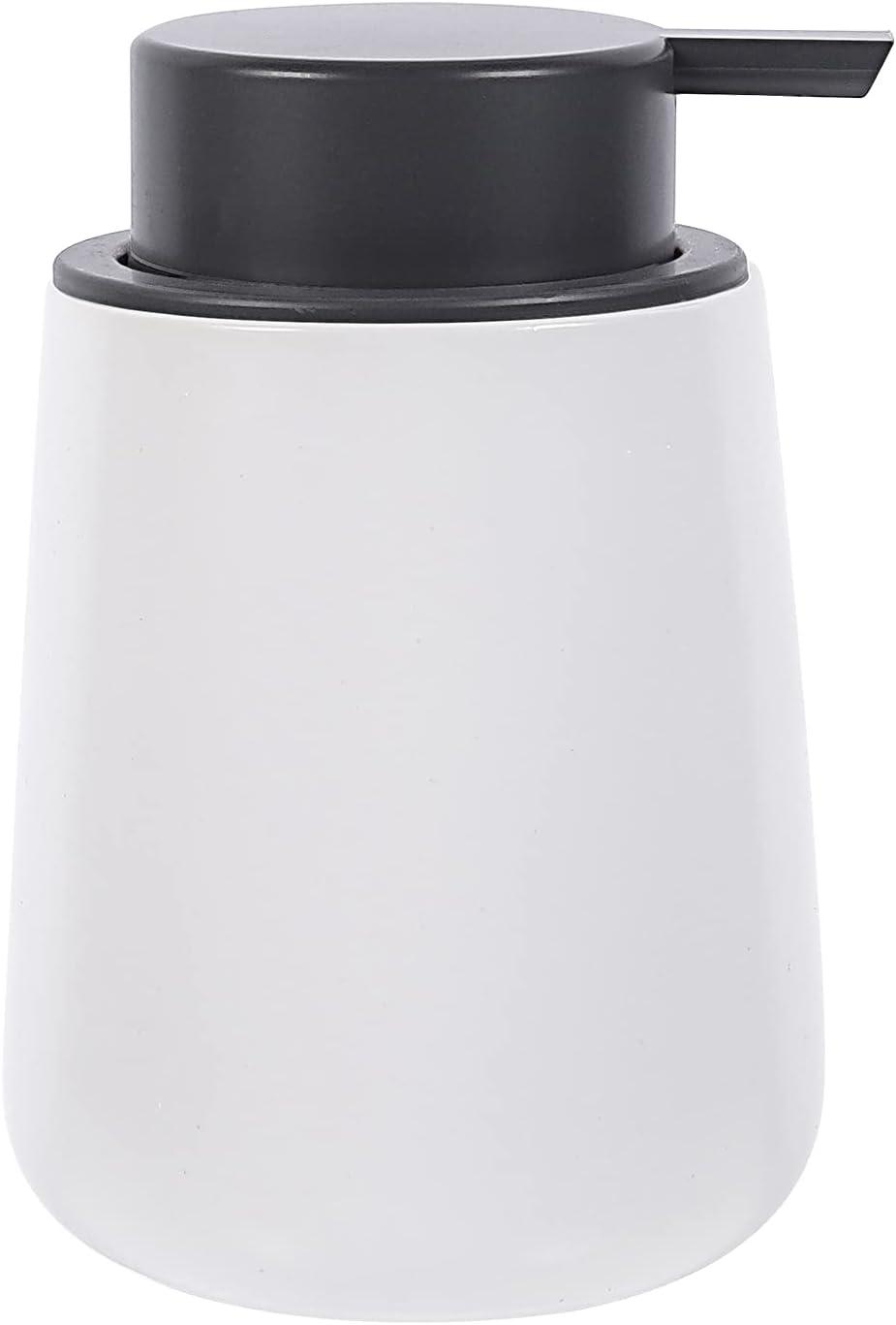 Cabilock Useful 1Pc Price reduction Ceramic Lotion Bot Many popular brands Bottle Shampoo Dispensing
