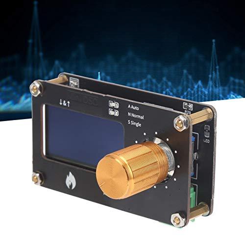 Osciloscopio PCB, osciloscopio Mini Placa de osciloscopio Módulo de osciloscopio Tipo C Proceso de estañado Completo para Industria