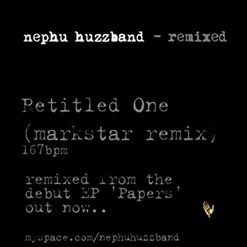 Papers EP Remixed