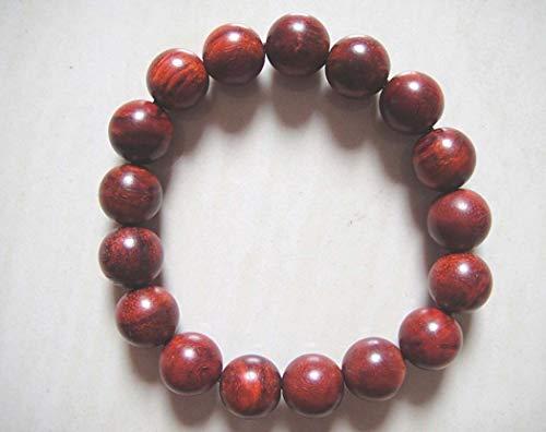 KQUZ& Perline Vecchio Materiale Lobular Palissandro Bracciale Gioielli Sandalo Perline