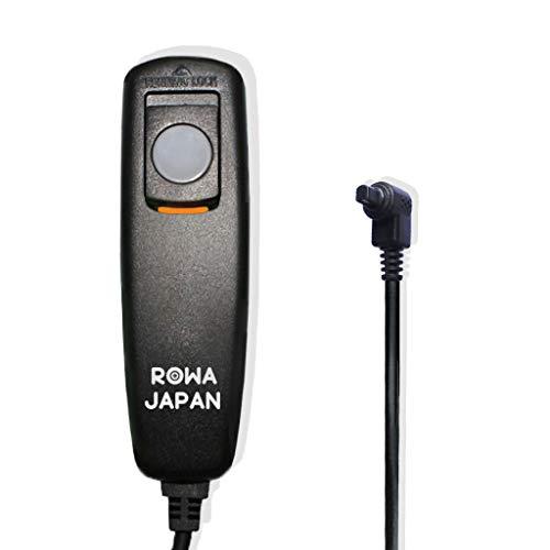 【ロワジャパン】【初心者向け/握りやすい】Canon キヤノン RS-80N3 TC-80N3 対応 シャッター リモコン コード レリーズ