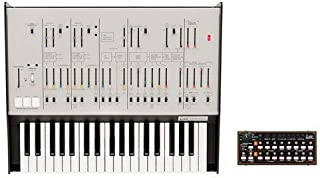 ARP Odyssey FSQ Rev1 with SQ-1 Step Sequencer - White