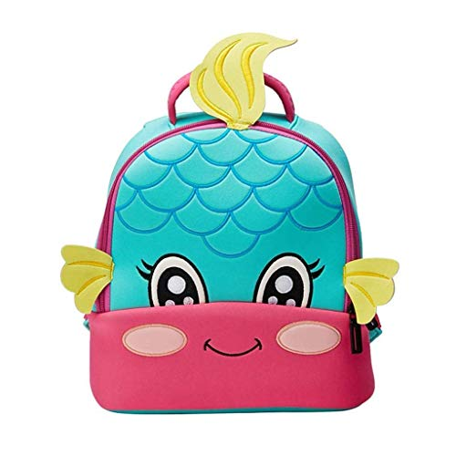 XXSHN Mochila para niños pequeños con Dibujos Animados de Animales, Mini Bolsa de Viaje para niña, Mochila para niños pequeños, Mochila Escolar
