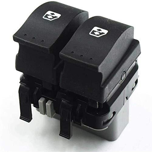 YLPXSXGY Interruptor de Control de la Ventana de Botones Izquierdo Delantero Maestro Compatible with Renault Laguna II 2 Espace 4 8200315042 8200315046